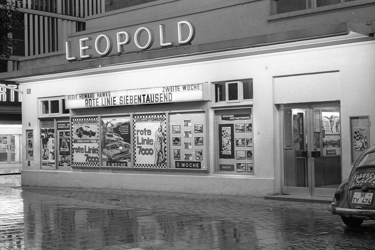 Leopold Kinos München
